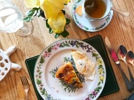 Turtle Back Farm Inn Breakfast
