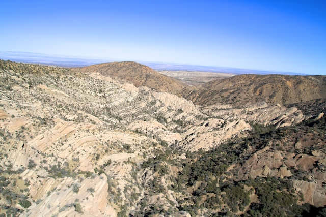 View from Devil's Chair, Inland Empire, CA - aliforniathroughmylens.com