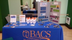 BACS Tables at St Andrews