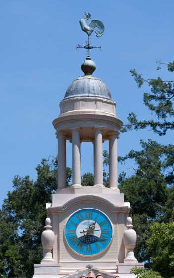 Filoli Clock Tower