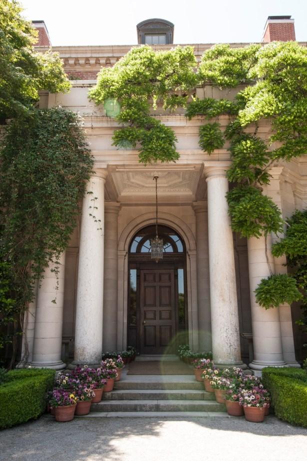 Filoli Entrance