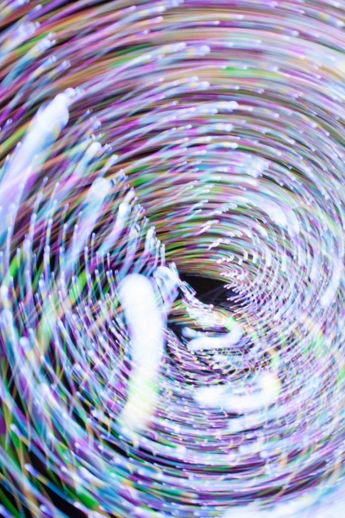 submergence-whirl