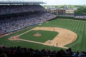 Wrigley Field (Photo)