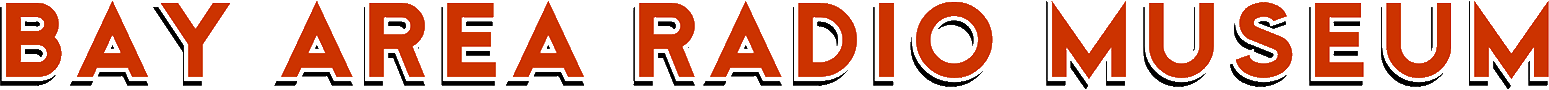 Bay Area Radio Museum Logo Retina