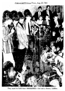 Beatles San Francisco Press Conference, 1964 (Image)