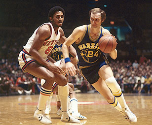 Rick Barry (Warriors Photo)