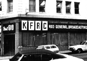 KFRC at 415 Bush Street (Photo)