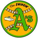 Oakland Athletics Logo (1970)