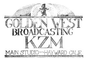 KZM Radio Hayward (Logo)