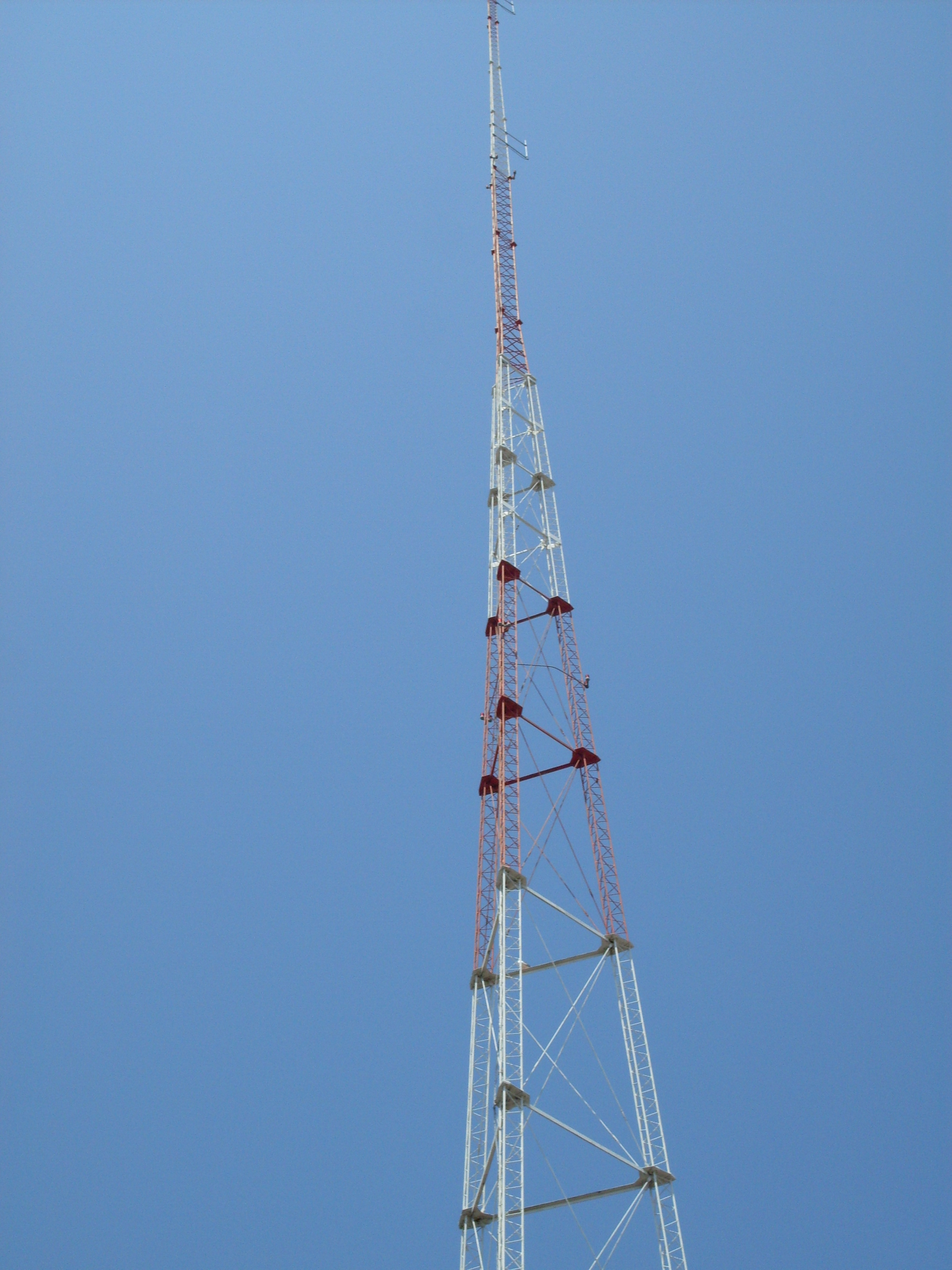 KSFO Transmitter Tower