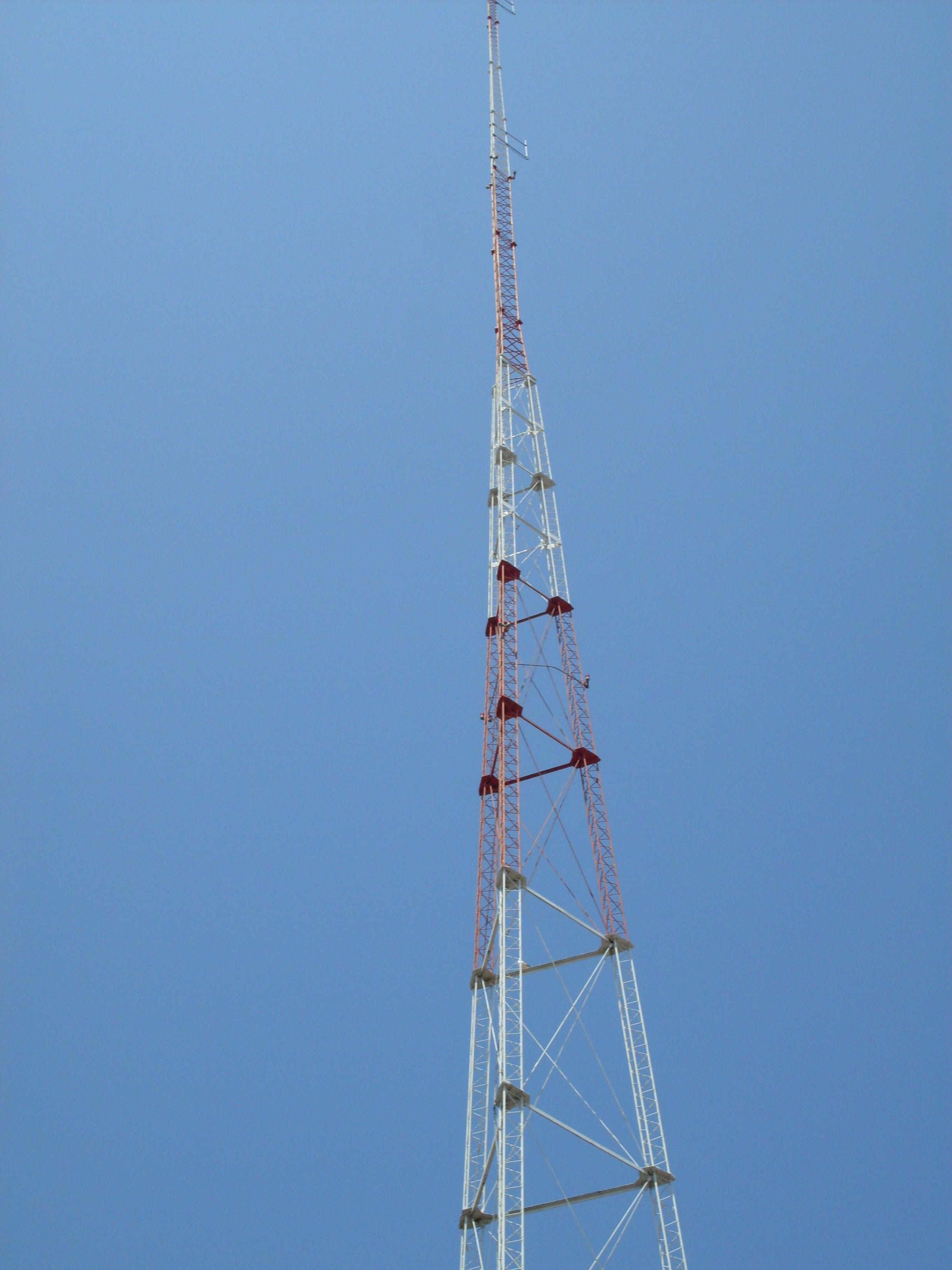 KSFO Transmitter Tower