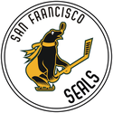 San Francisco Seals WHL Logo
