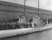 USS Bass Submarine (Photo)