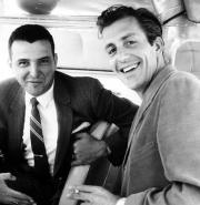 Hap Harper and Don Sherwood (Photo)