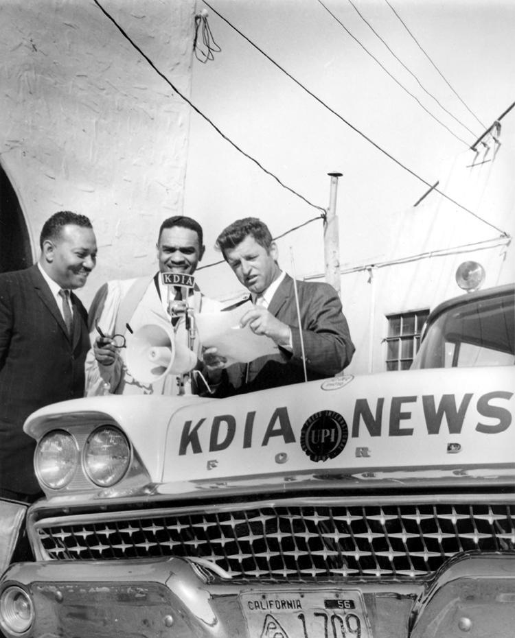 KDIA Walt Miller News (Photo)