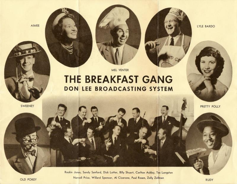 KFRC Breakfast Gang (Photo)