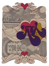 KMPX FM 107 Poster (1968)