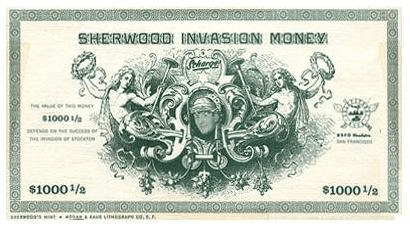 Sherwood Invasion Money (Image)