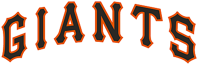 San Francisco Giants Arch Logo (1960s)