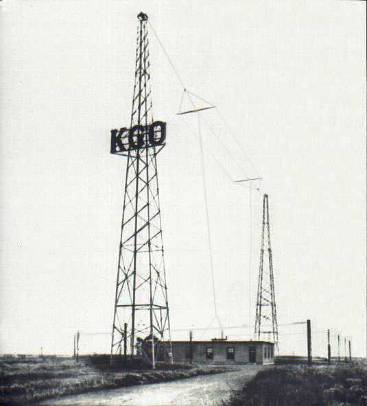 KGO Transmitter Tower (Photo)