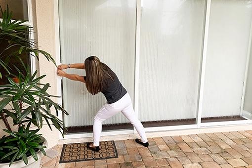sliding glass door repair brandon fl