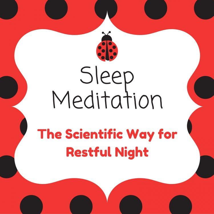 guided meditation for sleep and relaxation