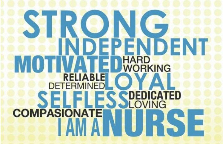 Inspirational Proud To Be A Nurse Quotes