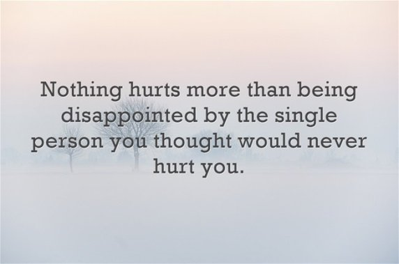 Feelings Heal Love Pain Quote Scars: Being & Feeling Love Hurt