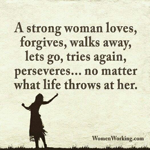 quotes about being a strong woman