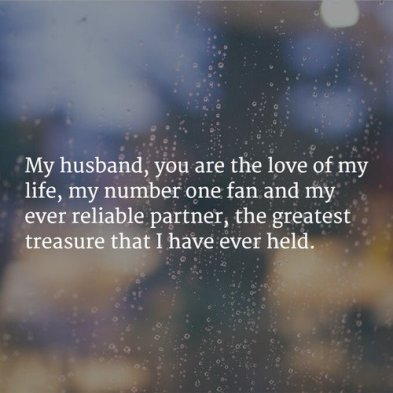 quotes for my husband