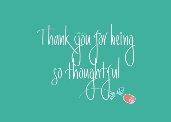 You Thank you quotes