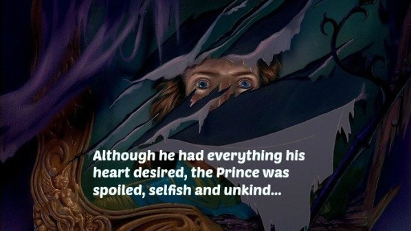 beauty and beast quotes images