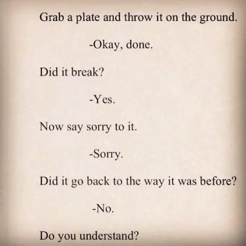 deep sayings about life