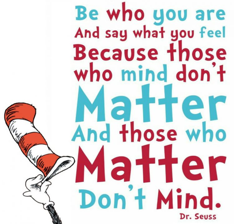 Dr Seuss Weird Love Quote Poster Classy 100 Exclusive Dr Seuss Quotes That  Still Resonate Today