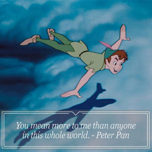 I Love You More Than Quotes: 100+ Brilliant Peter Pan Quotes With Images To Blow Your