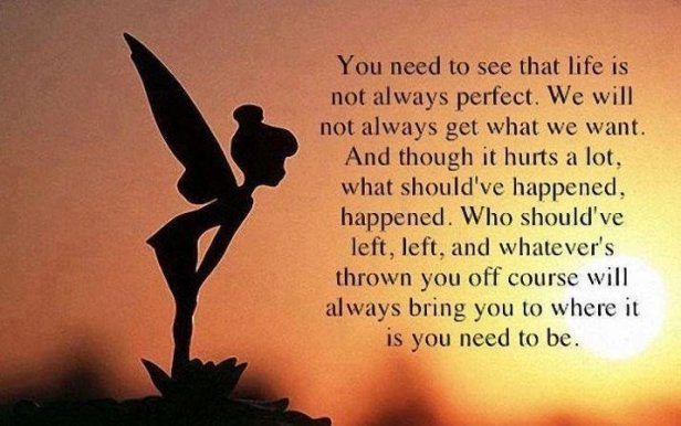 Inspirational Tinkerbell Quotes