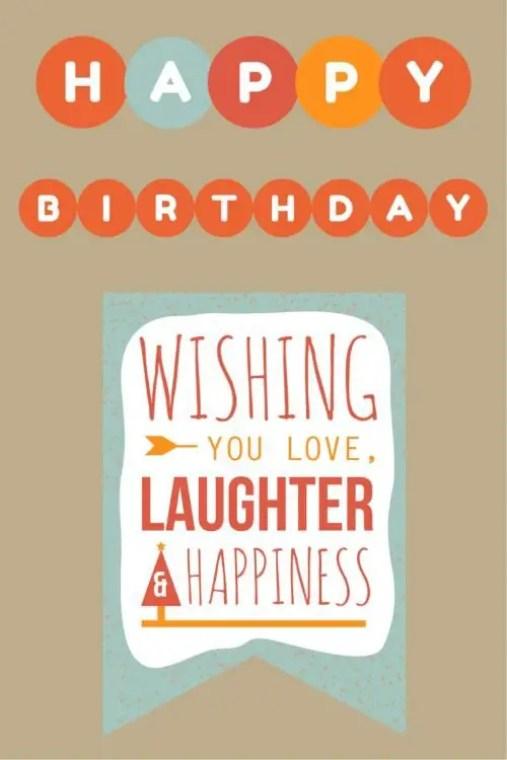 happy birthday love quotes