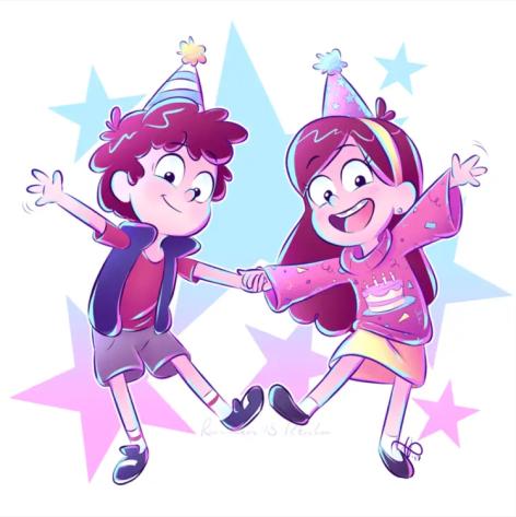 happy birthday twin