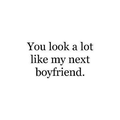 Cute pickup lines for boyfriend