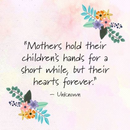 128 Of The Most Beautiful Mom Quotes I Love You Message Bayart