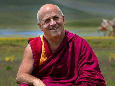 Matthieu Ricard, the world's happiest man