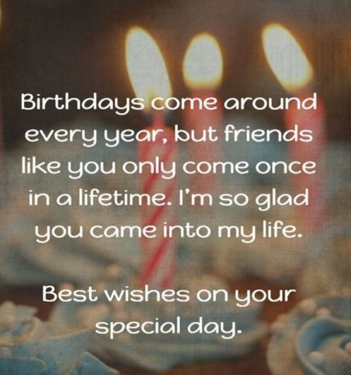 158+ LEGENDARY Birthday Wishes for Friends & Best Friend - BayArt
