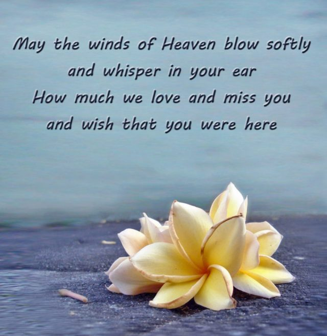 172 PROFOUND Happy Birthday In Heaven Quotes Images