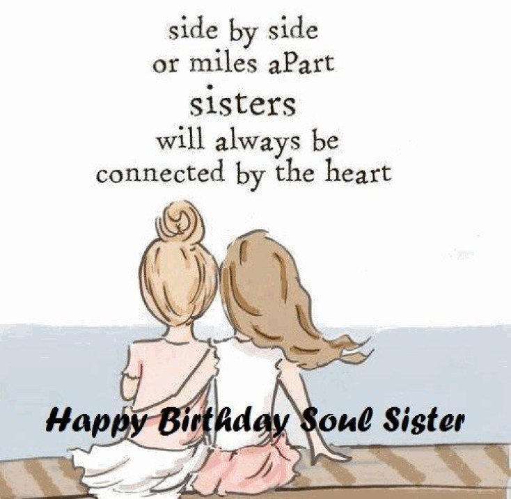 Top 212+ ULTIMATE Happy Birthday Sister Wishes and Quotes - BayArt