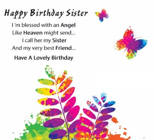 Quotes For Sister Birthday Amazing Top 48 ULTIMATE Happy Birthday Sister Wishes And Quotes BayArt