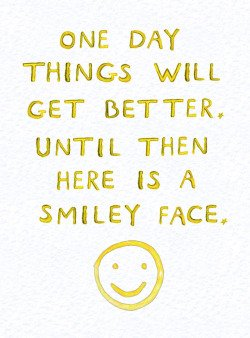 smile quotes for bad days