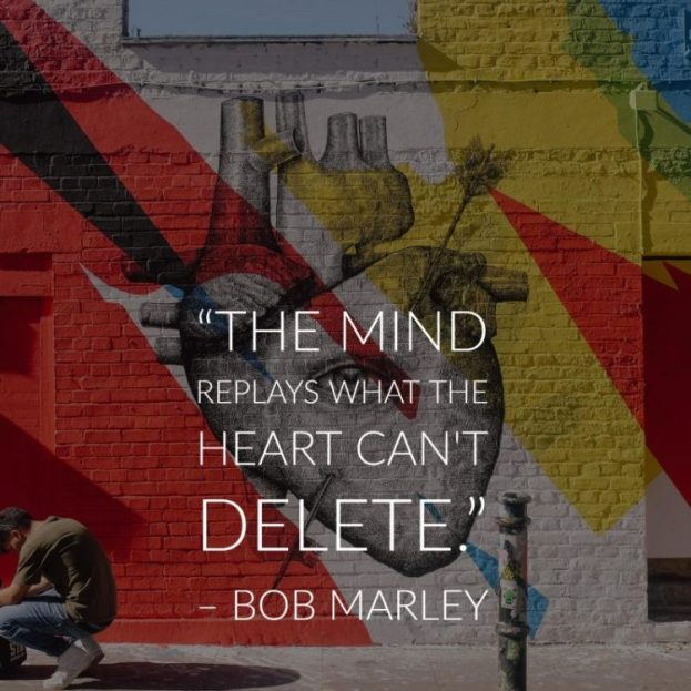 amazing bob marley quotes about memories