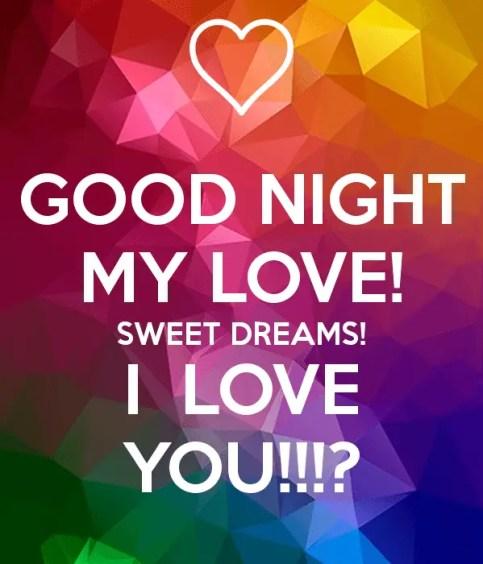 280 Unforgettable Good Night My Love Text Messages Bayart
