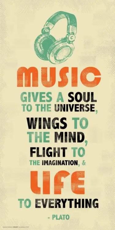 160 Genius Music Quotes To Brighten Your Soul Bayart