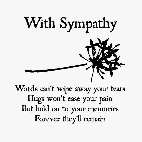 90 Profound Sympathy Condolences Quotes For Loss Bayart